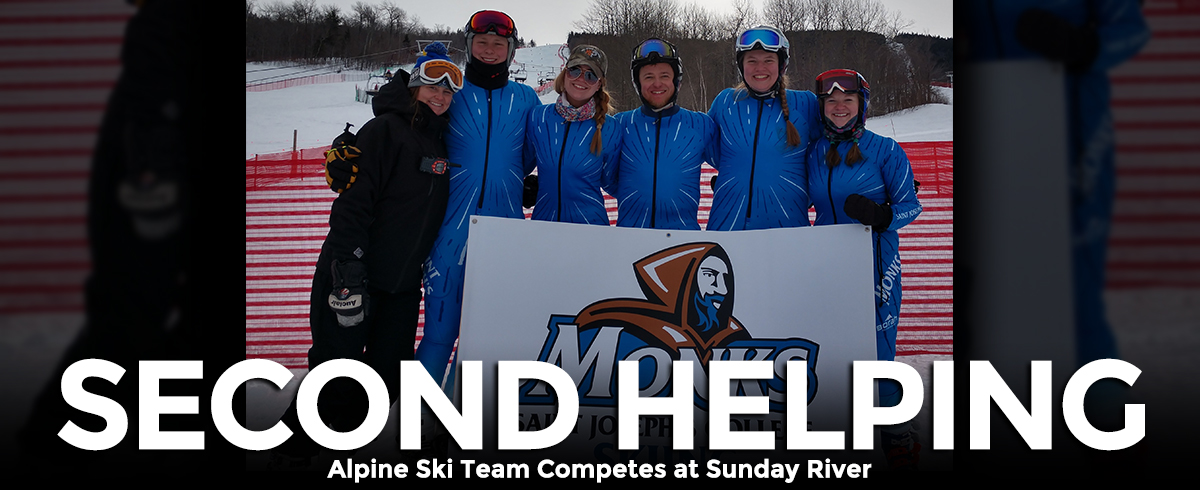 Monks Compete at Sunday River
