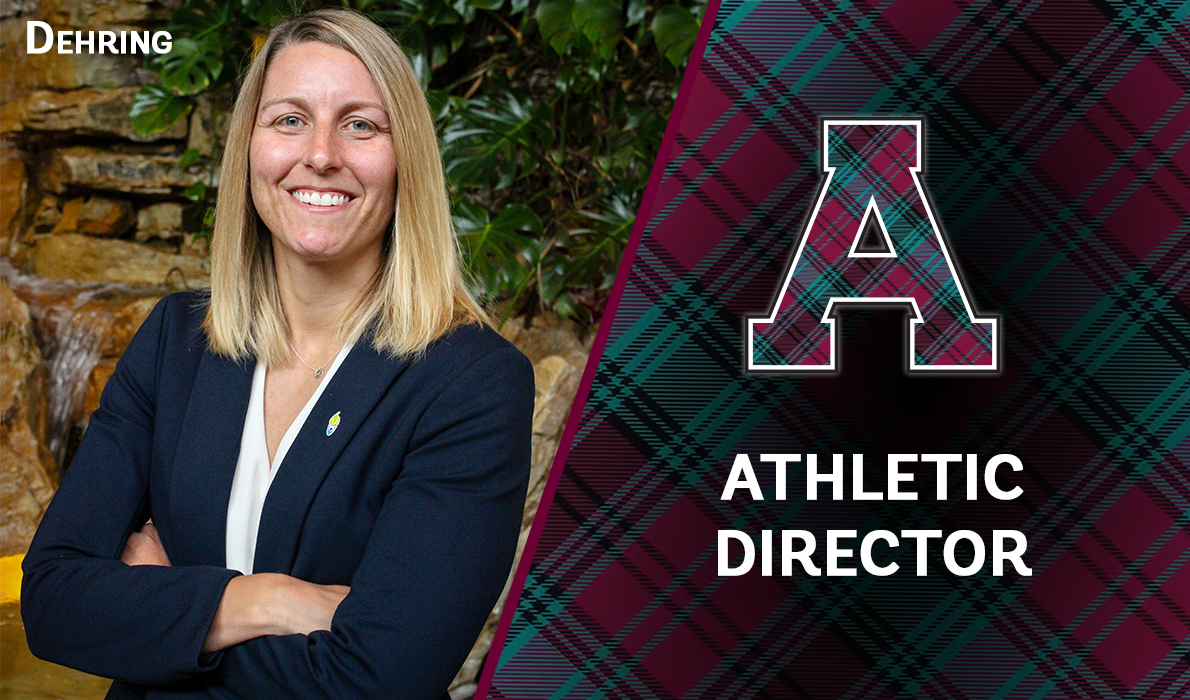 Sarah Dehring Named Athletic Director at Alma College