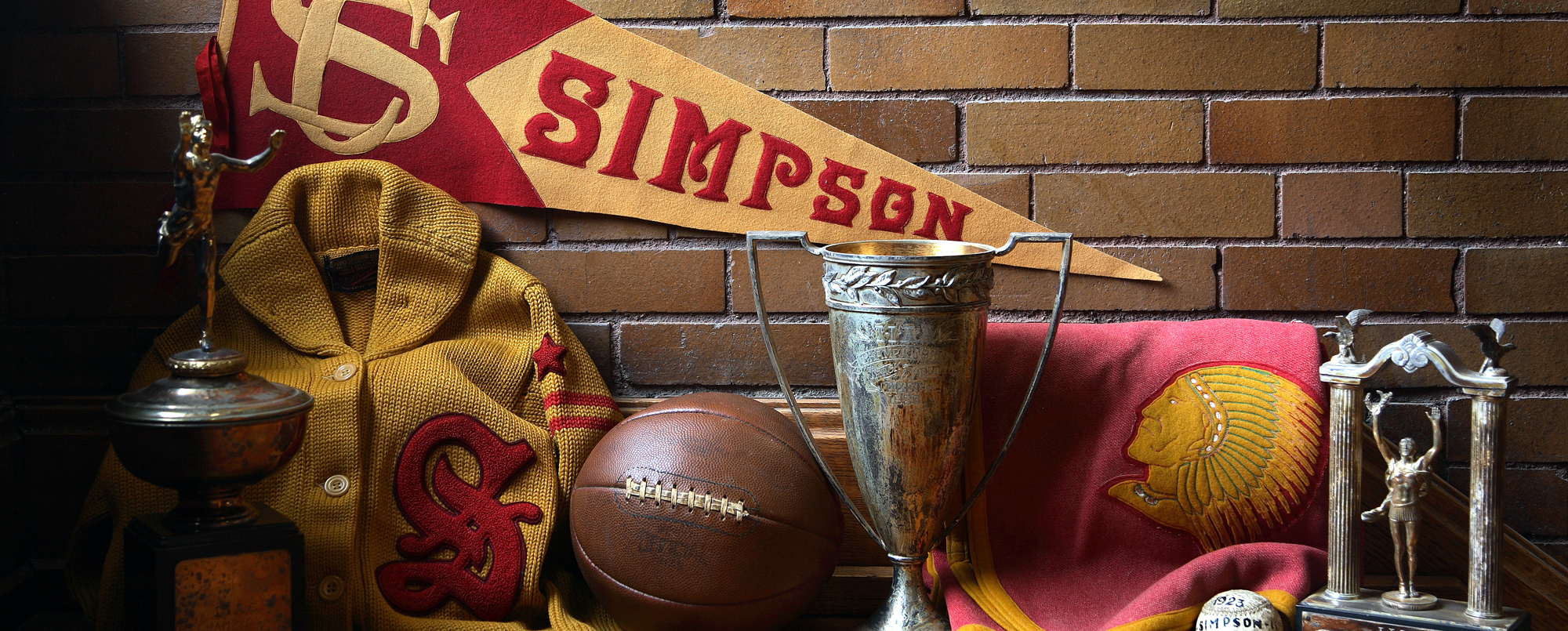 Simpson Hall of Fame welcomes five in class of 2016