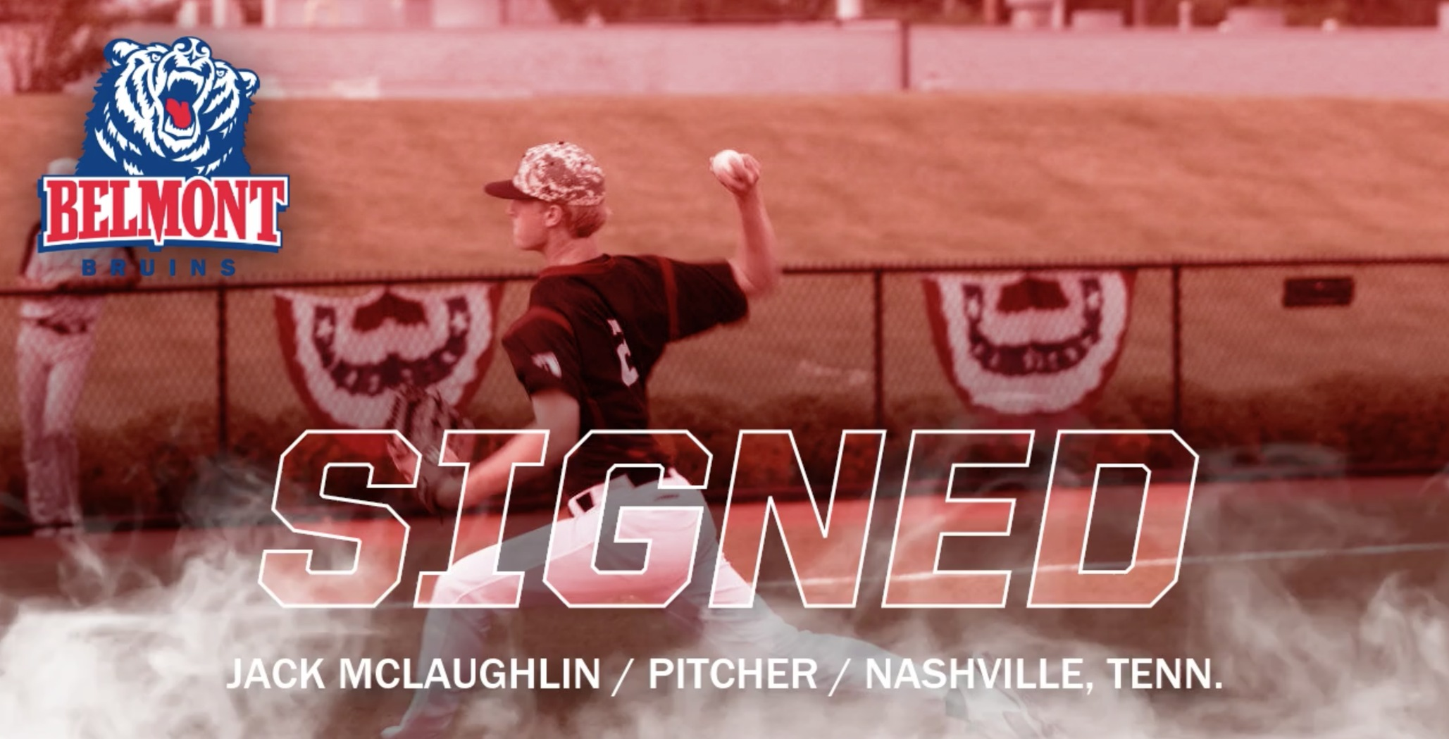 Baseball Welcomes McLaughlin