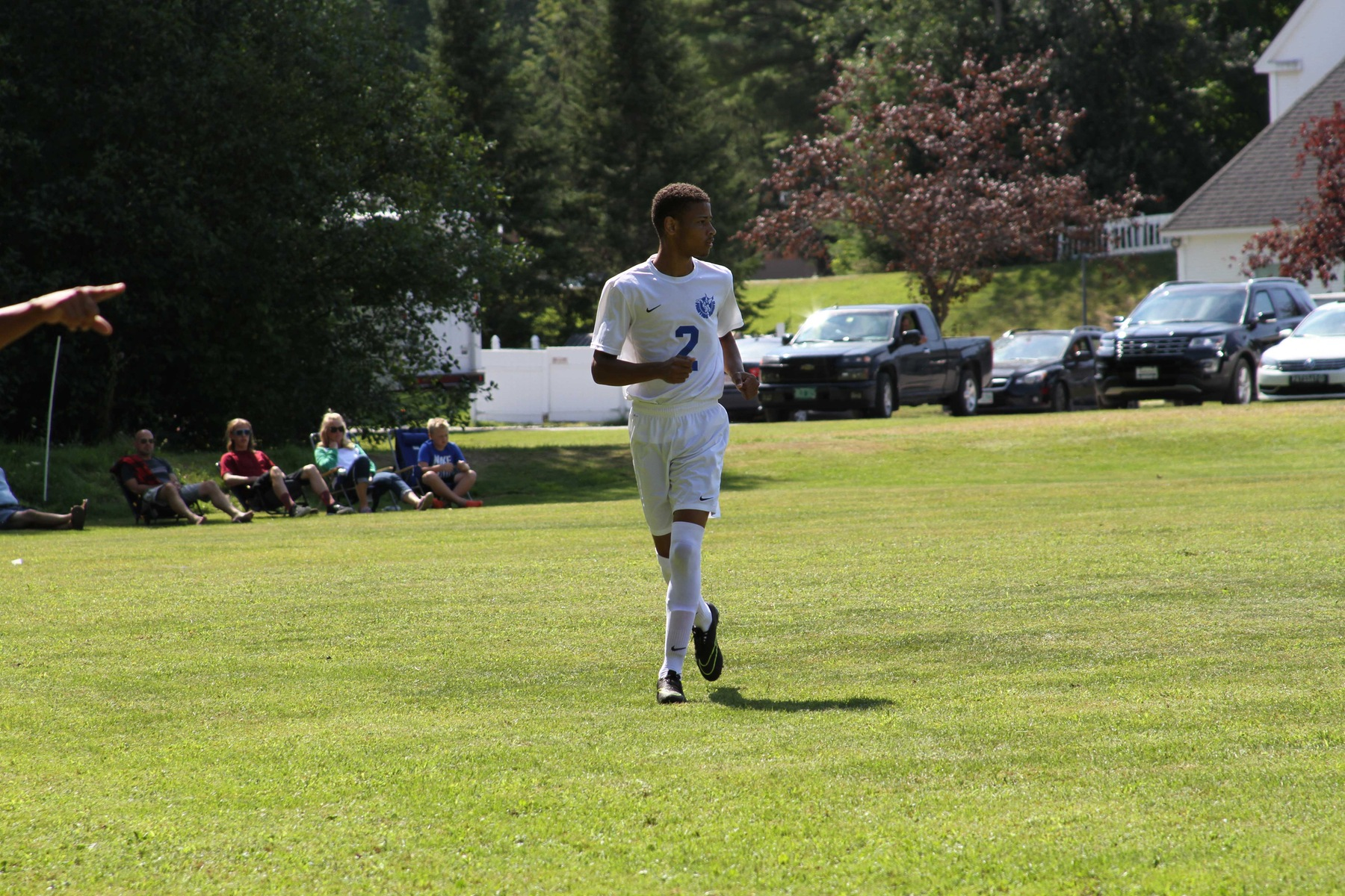 Men's soccer looks to bounce back at Hampshire