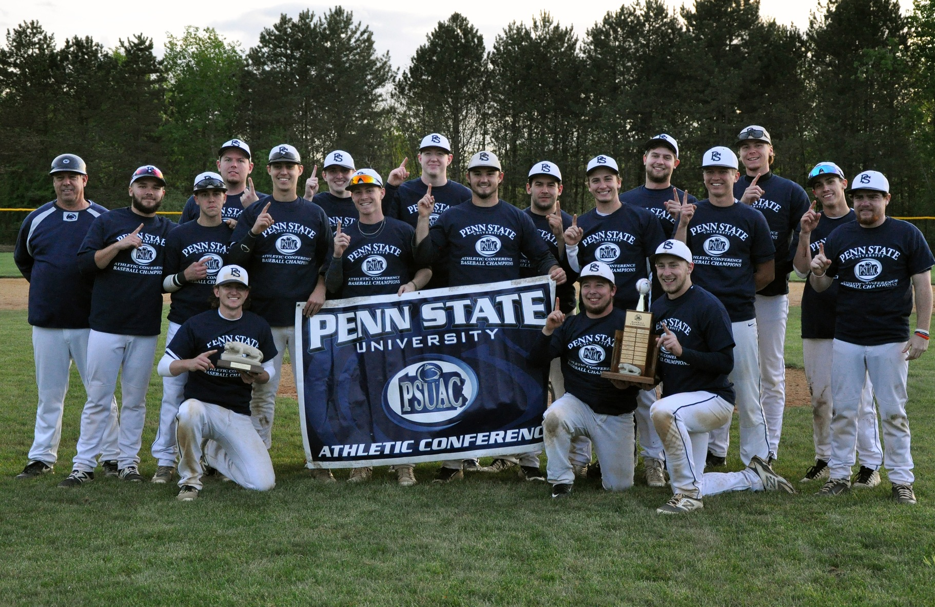 Mont Alto Crowned PSUAC Baseball Champions