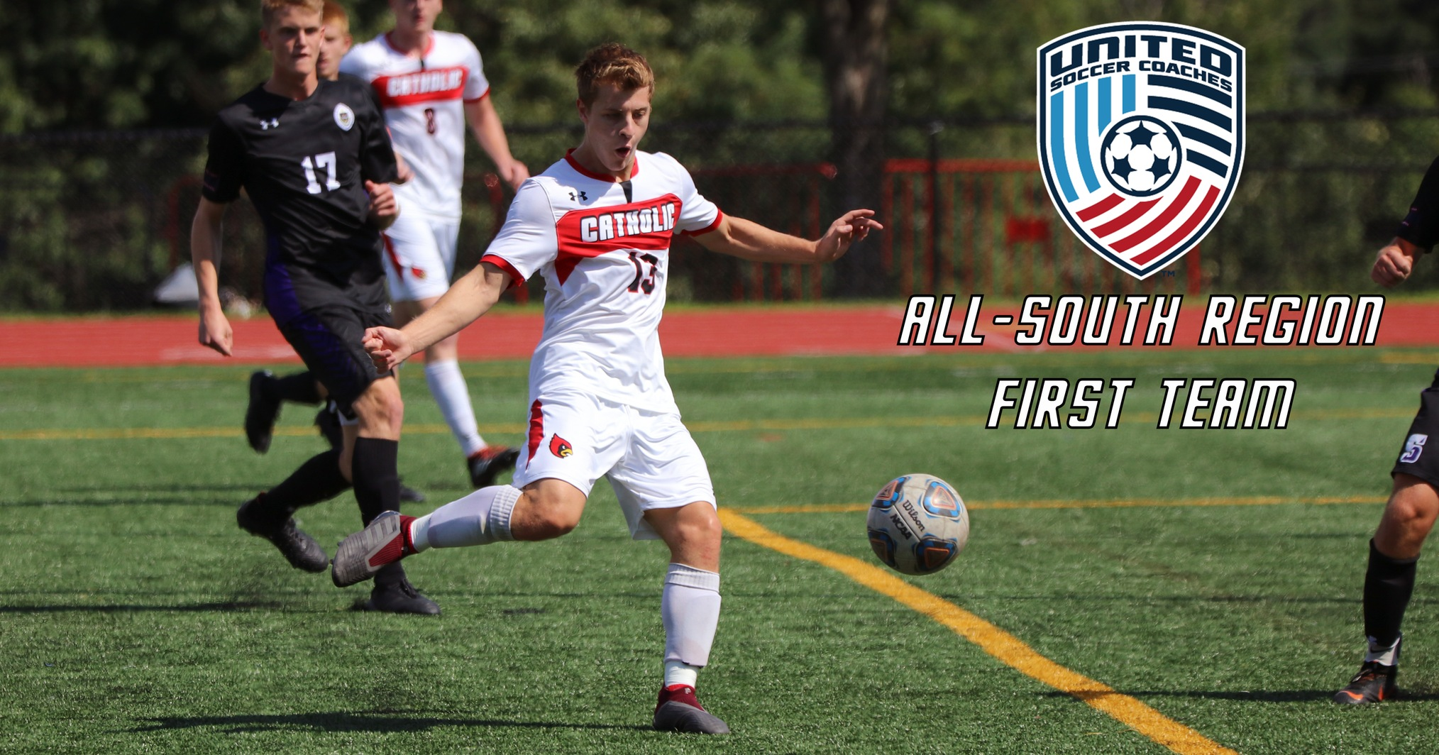 Galfond Named United Soccer Coaches Scholar All-Region