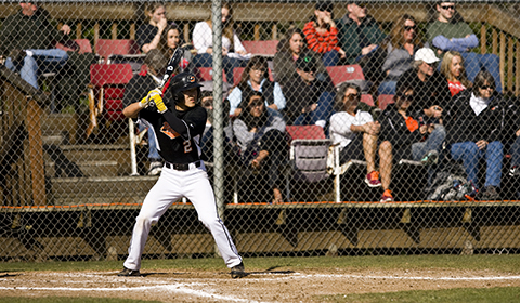 Baseball Drop Two at Pacific Lutheran