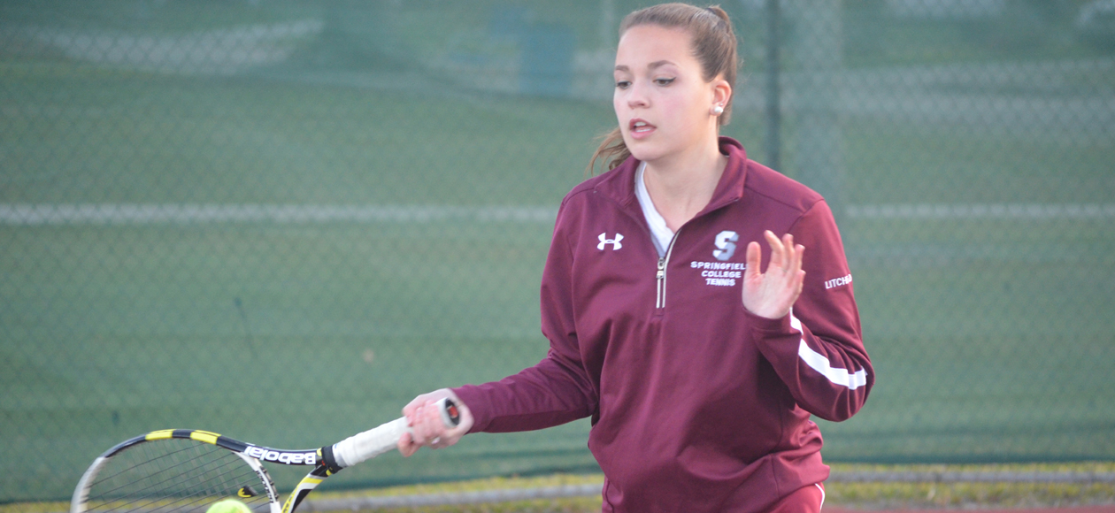 Women's Tennis Closes Florida Trip With 9-0 Victory Over Delaware Valley