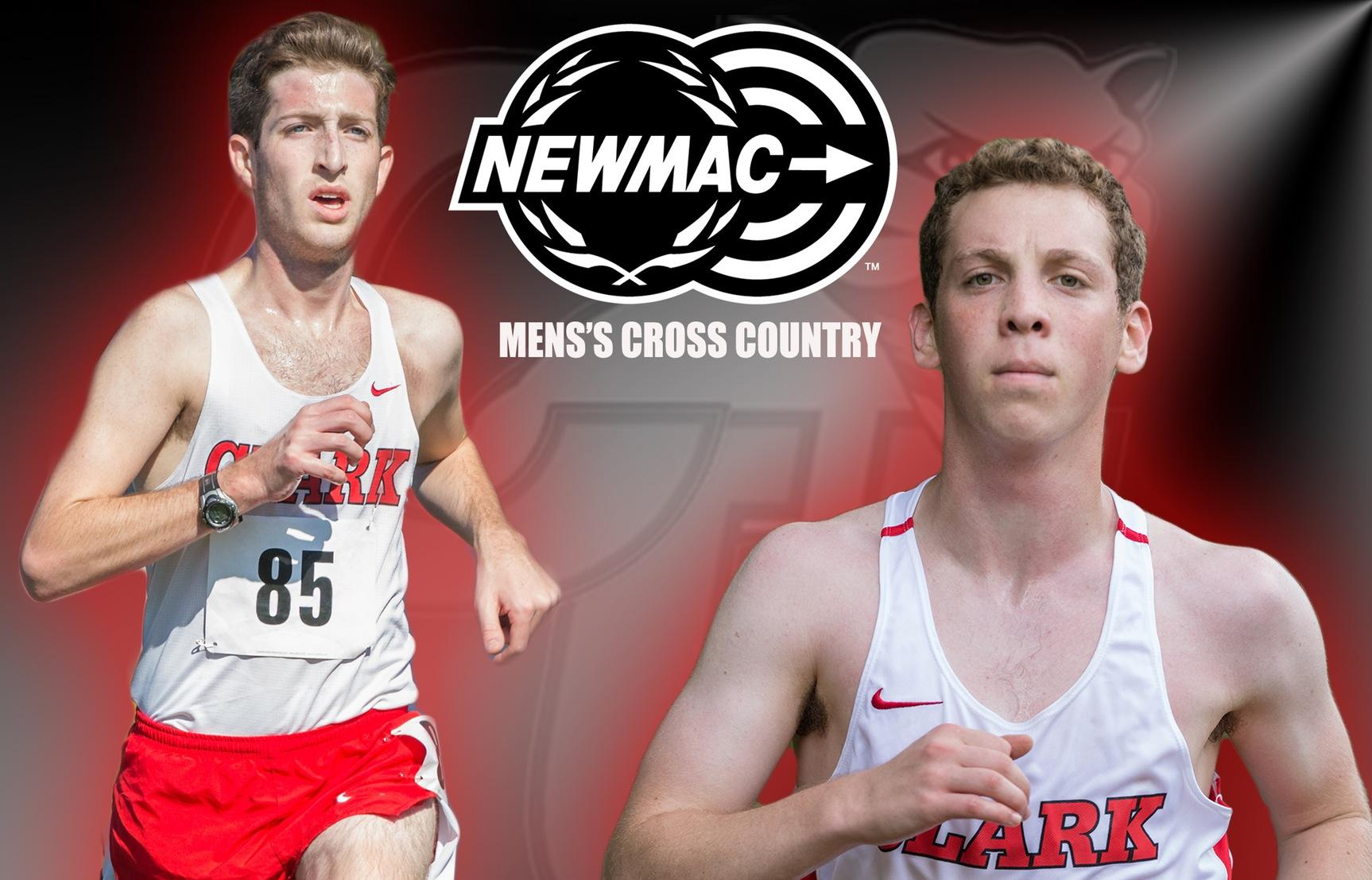 Forman and Stone Earn Men's Cross Country Academic All-Conference Honors