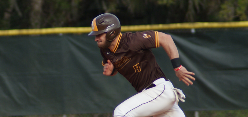 Sophomore outfielder Dudley Taw (Photo courtesy of Alec Palmer)