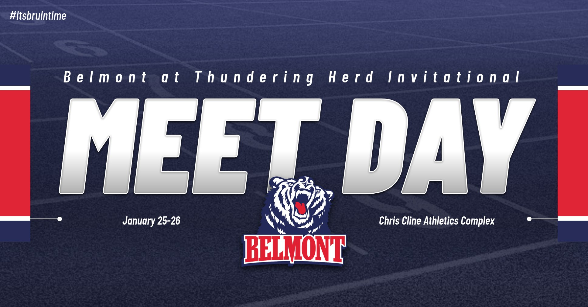 Meet Day for the Bruins!