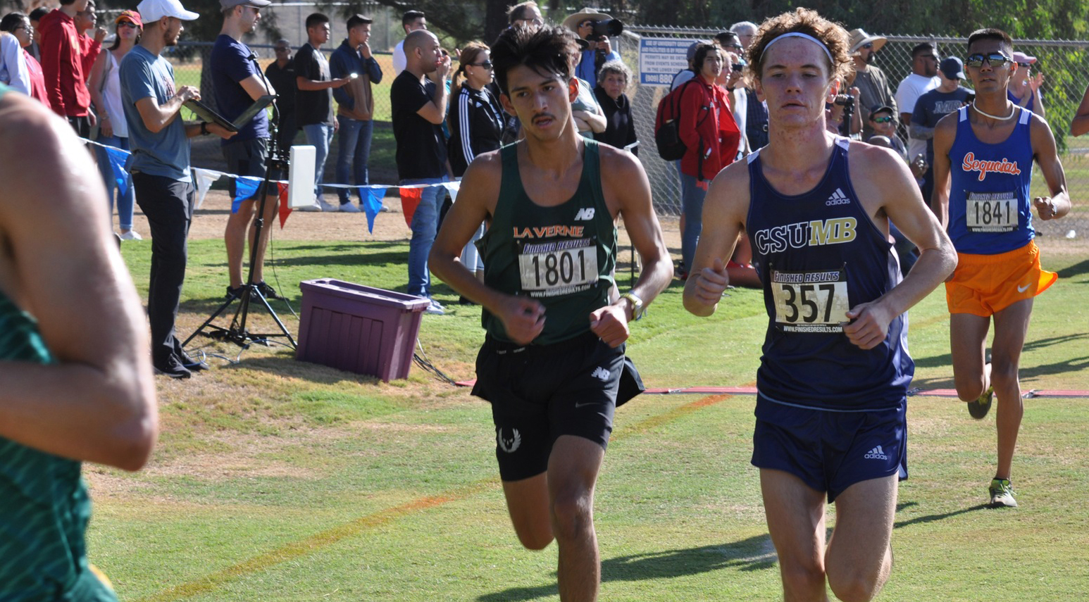 MXC Sets Several PRs in San Bernardino