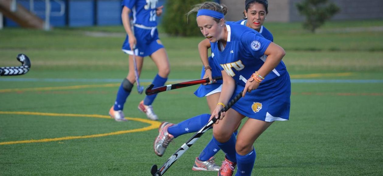 Strong Second Half Gives Field Hockey a 6-2 win Over Owls
