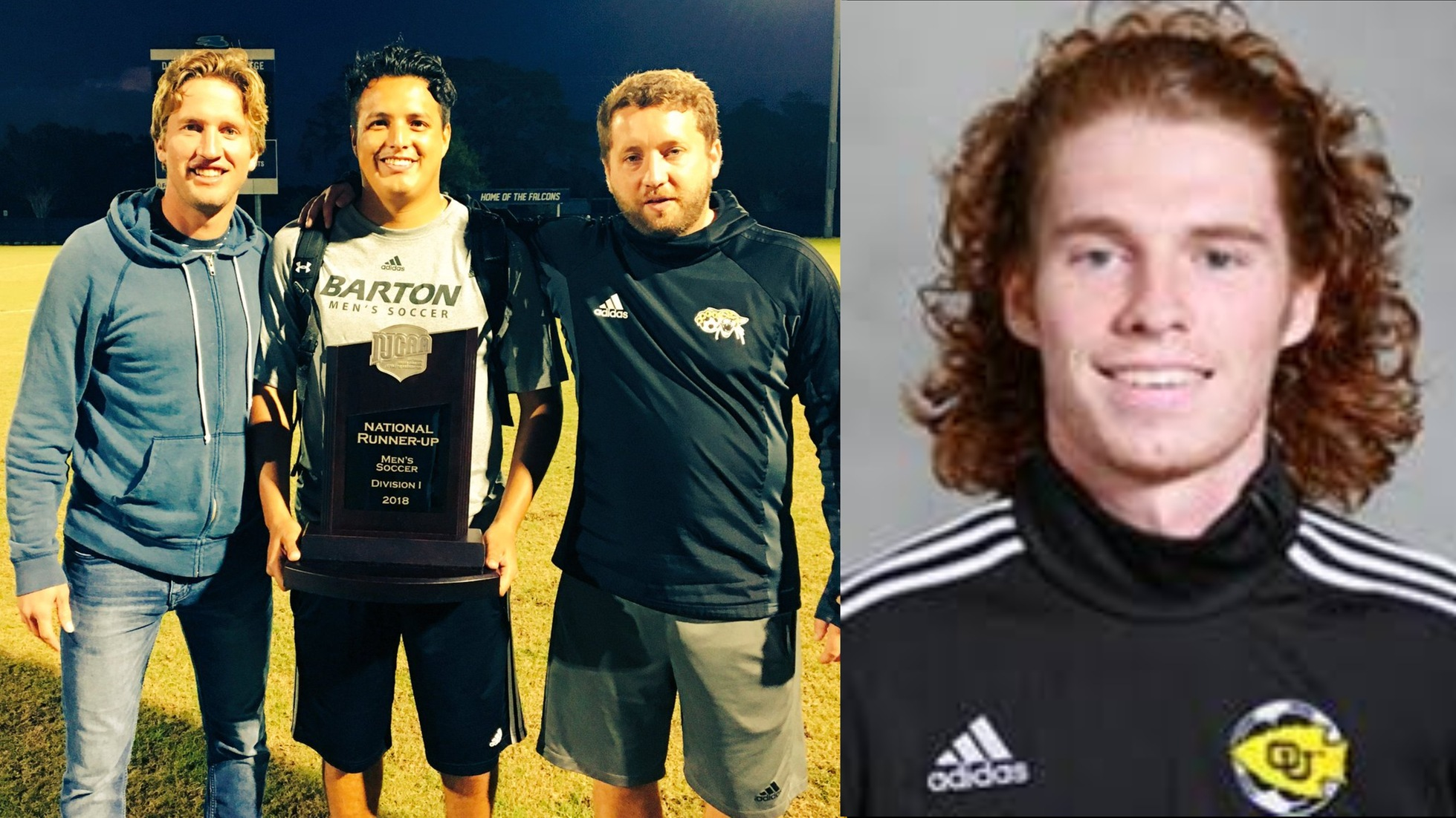 Reivers Welcome Home Estrada and Trent, Two Added to Men's Soccer Staff