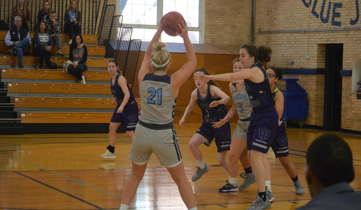Westminster Women's Basketball Defeated by Wilmington