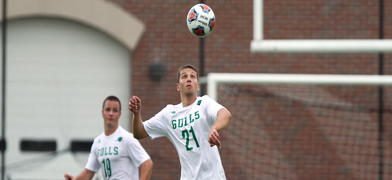 Gulls Extend Unbeaten Streak To 13 Matches In 1-1 Double-Overtime Road Draw Against SRU