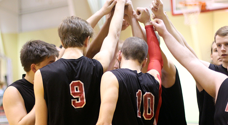 Men's Volleyball Collects 3-0 Victory At Lancaster Bible
