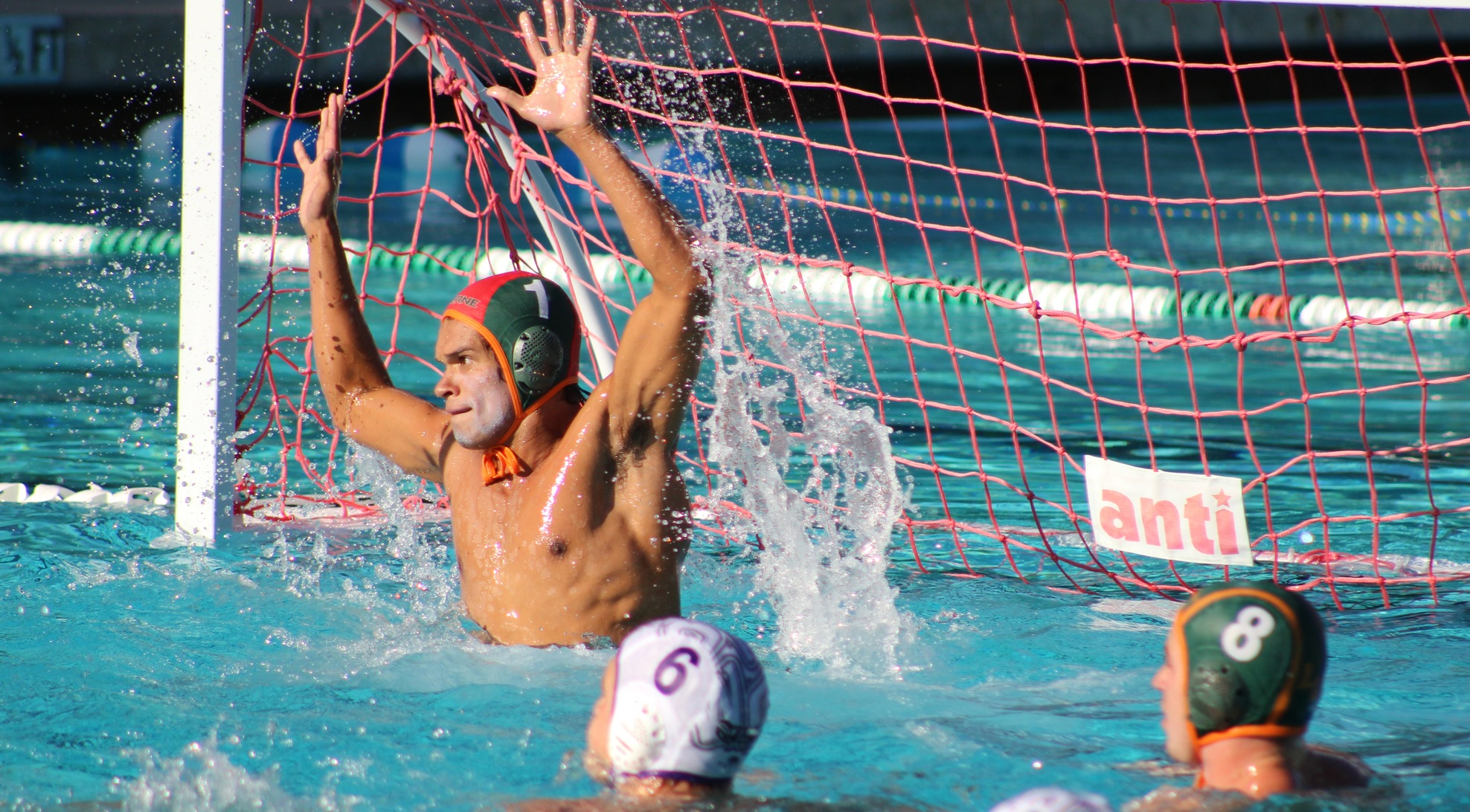 Men's Water Polo gives Whittier scare