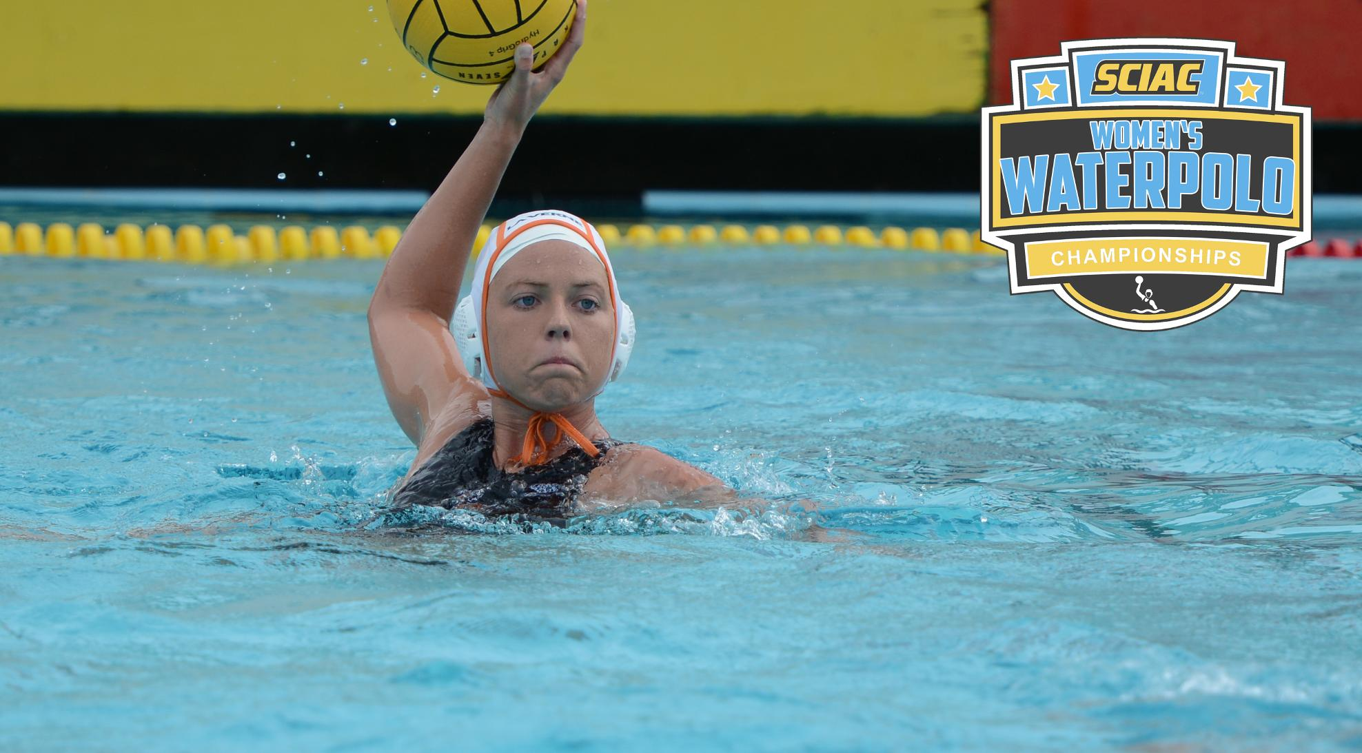 Women's Water Polo finishes runner-up in SCIAC