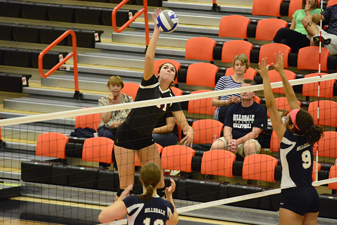 Oilers Fall 3-0 at Midwest Region Crossover