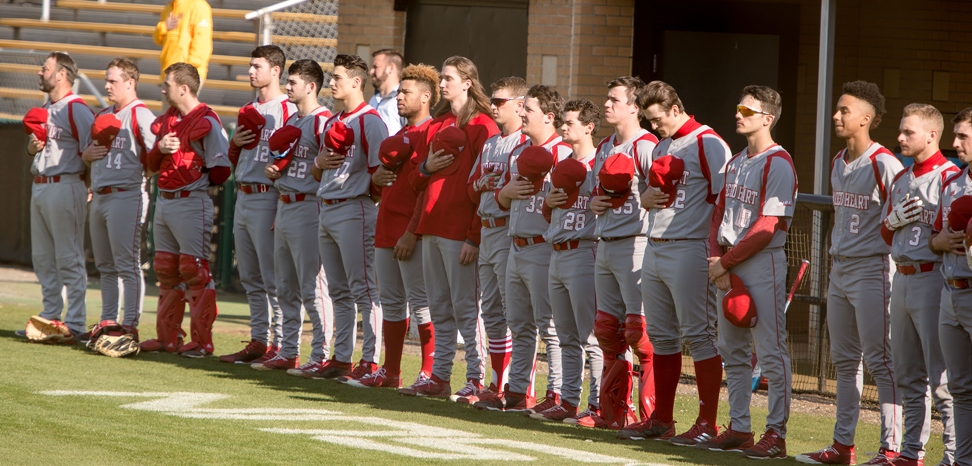 SHU Baseball's Game Against Albany In Ansonia Cancelled