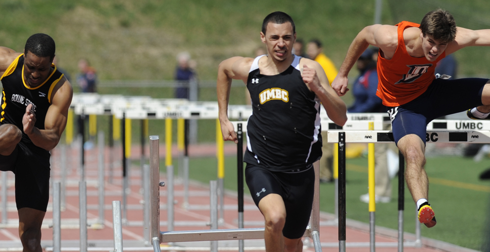 Conference, School, and Personal Records Broken as UMBC Opens Competition at America East Track and Field Championships