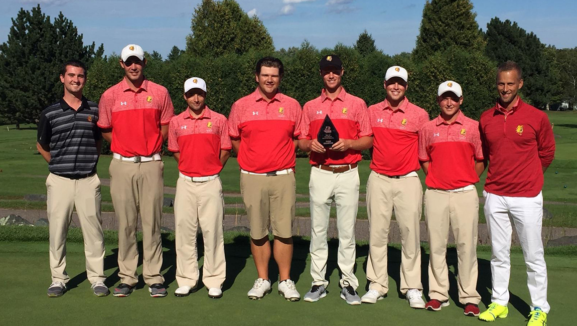FSU Men's Golf Opens Wittenbach Era With Sudden Death Championship Victory