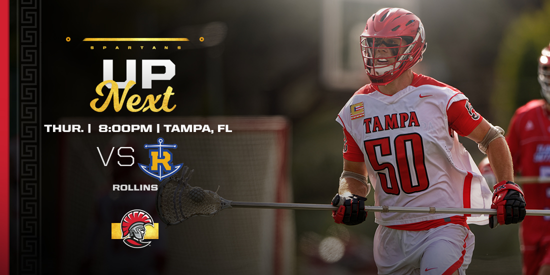 Men's Lacrosse Hosts Rollins in the SSC Tournament