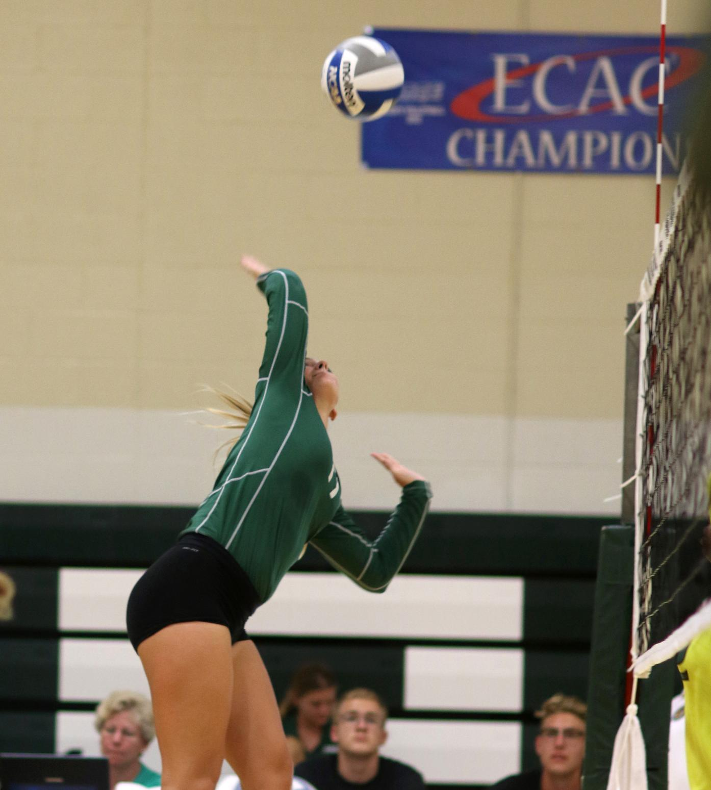 Sage Women's Volleyball Wraps action at New Paltz Tournament