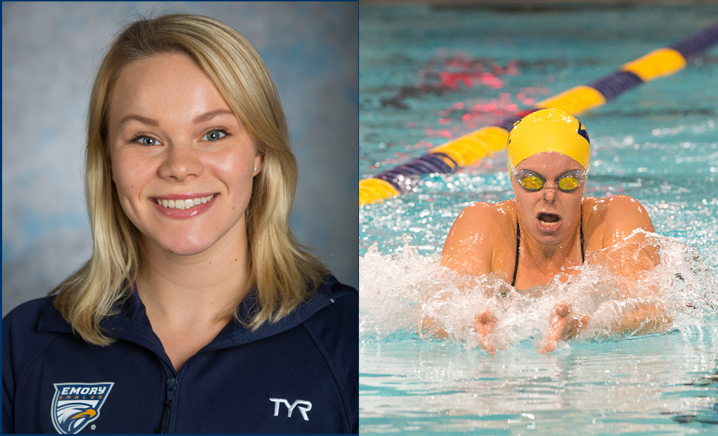 Emory's Julia Durmer Recipient Of Prestigious NCAA Postgraduate Scholarship