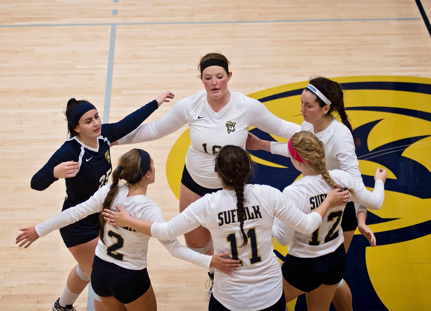 Tuesday Trip to JWU for GNAC Quarterfinals on Docket for Volleyball