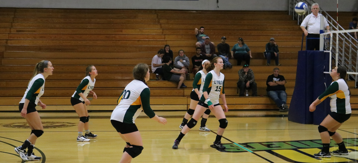 Hornets drop first two pool matches at Vermont Volleyball Classic