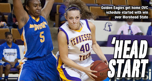 Golden Eagles net 18-point OVC home win over Morehead State