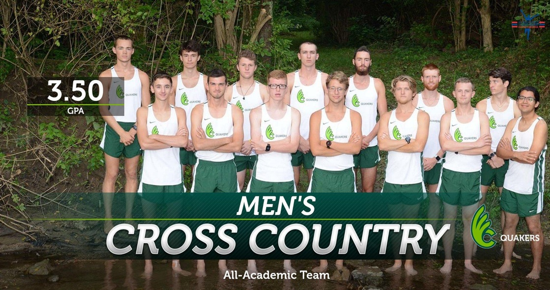 Men's Cross Country Named All-Academic Team by USTFCCCA