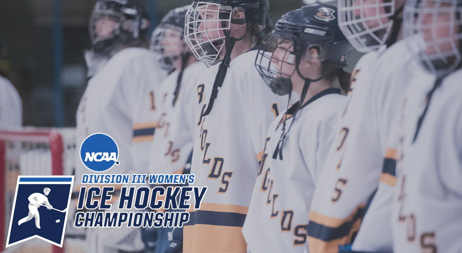 Women's Hockey to face St. Thomas in NCAA Quarterfinal