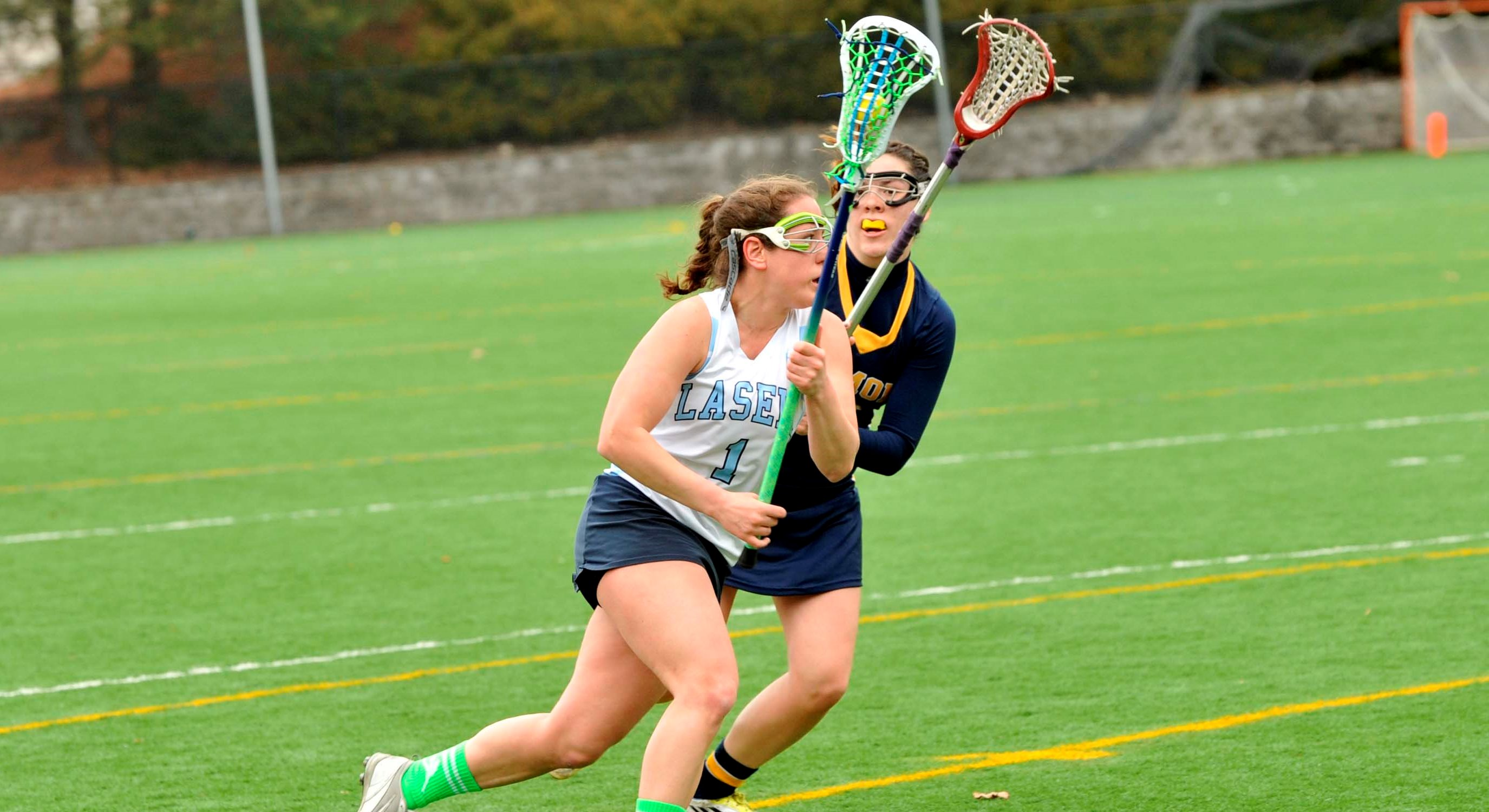 Women's Lacrosse Falls, 11-7 in GNAC Quarterfinals to Rivier
