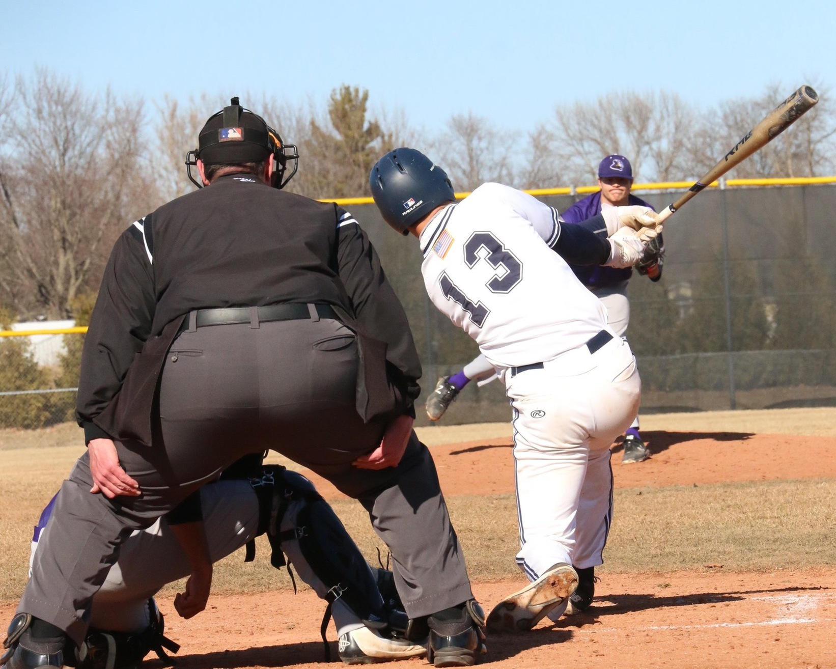 DMACC baseball team drops 10-inning decision to Indian Hills