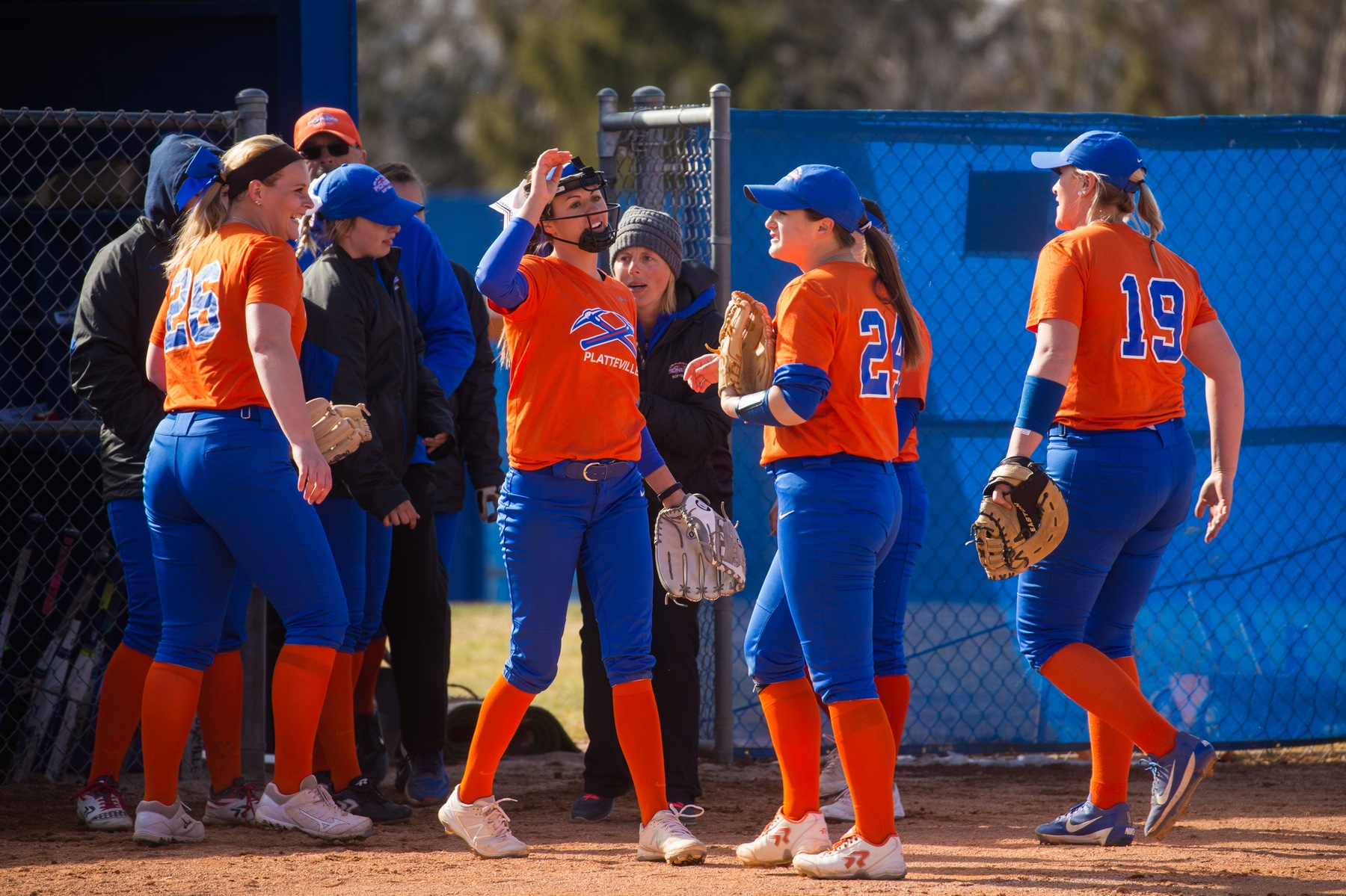 Pioneers take two on final day in Tucson