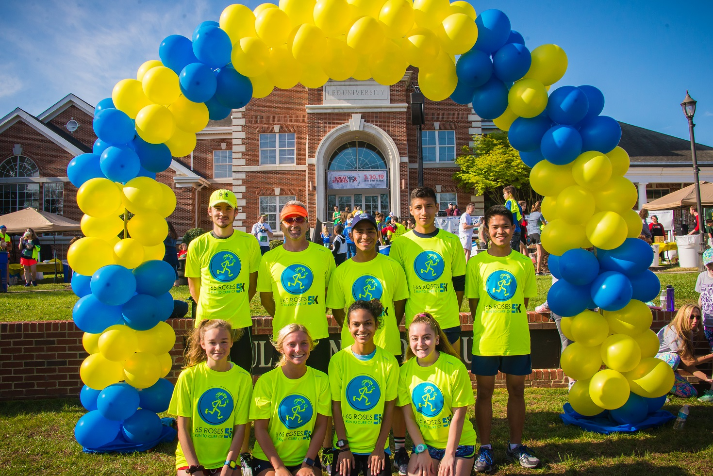 XC Completes 5K For Charity Saturday