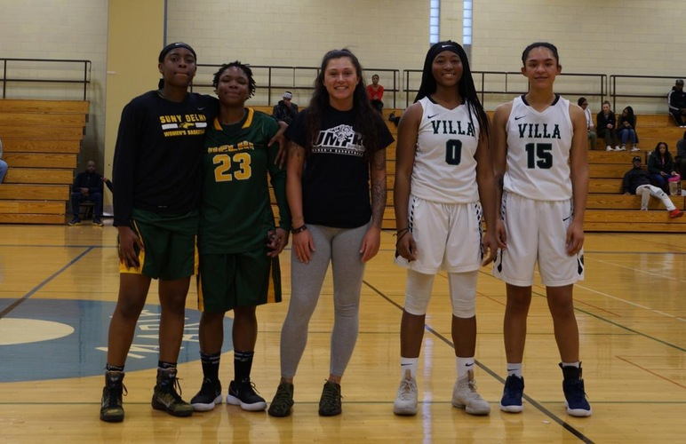 McDonald, Salley Earn All-Tournament Nods as Broncos Fall to Villa Maria in NIAC Finals