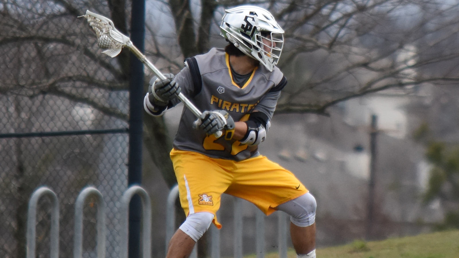 Men's Lax Falls Short in the Fourth to Alfred