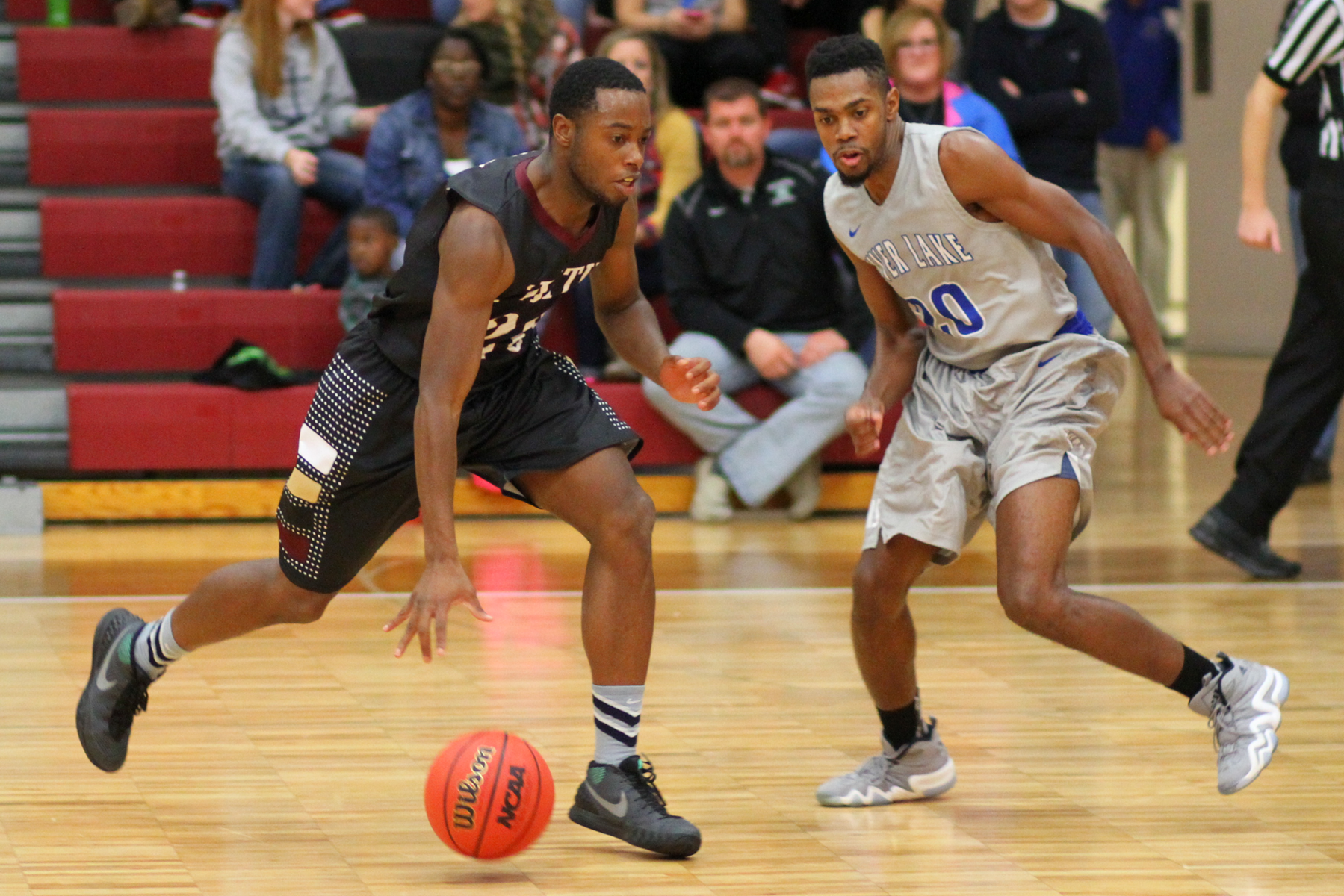 Men Start Fast, Hold On for Win Over Ecclesia