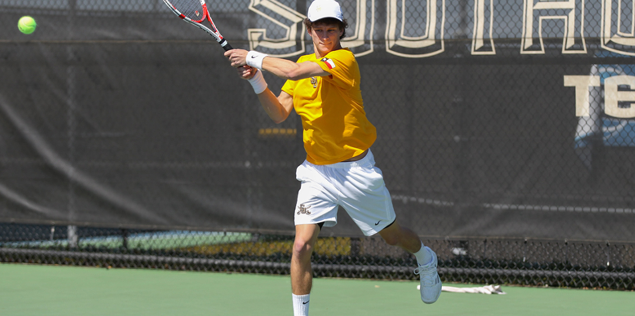SCAC Men's Tennis Recap - Week 11
