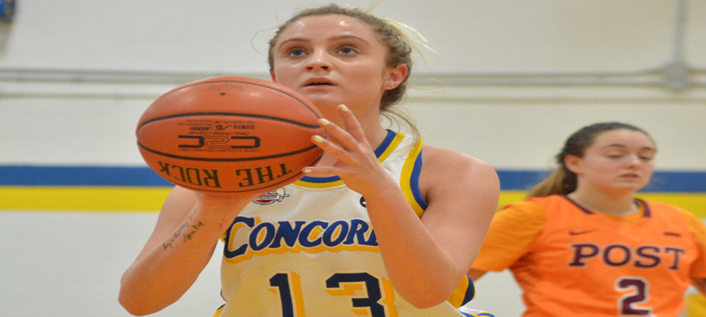 Corbett Etches Name In Women's Basketball Program Record Book In 76-69 Loss To Felician