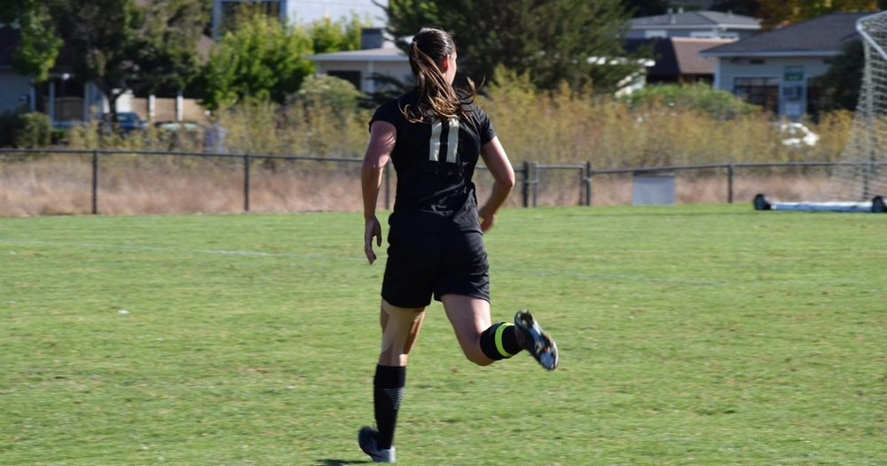 COM Women's Soccer Outgunned by Solano College 7-2