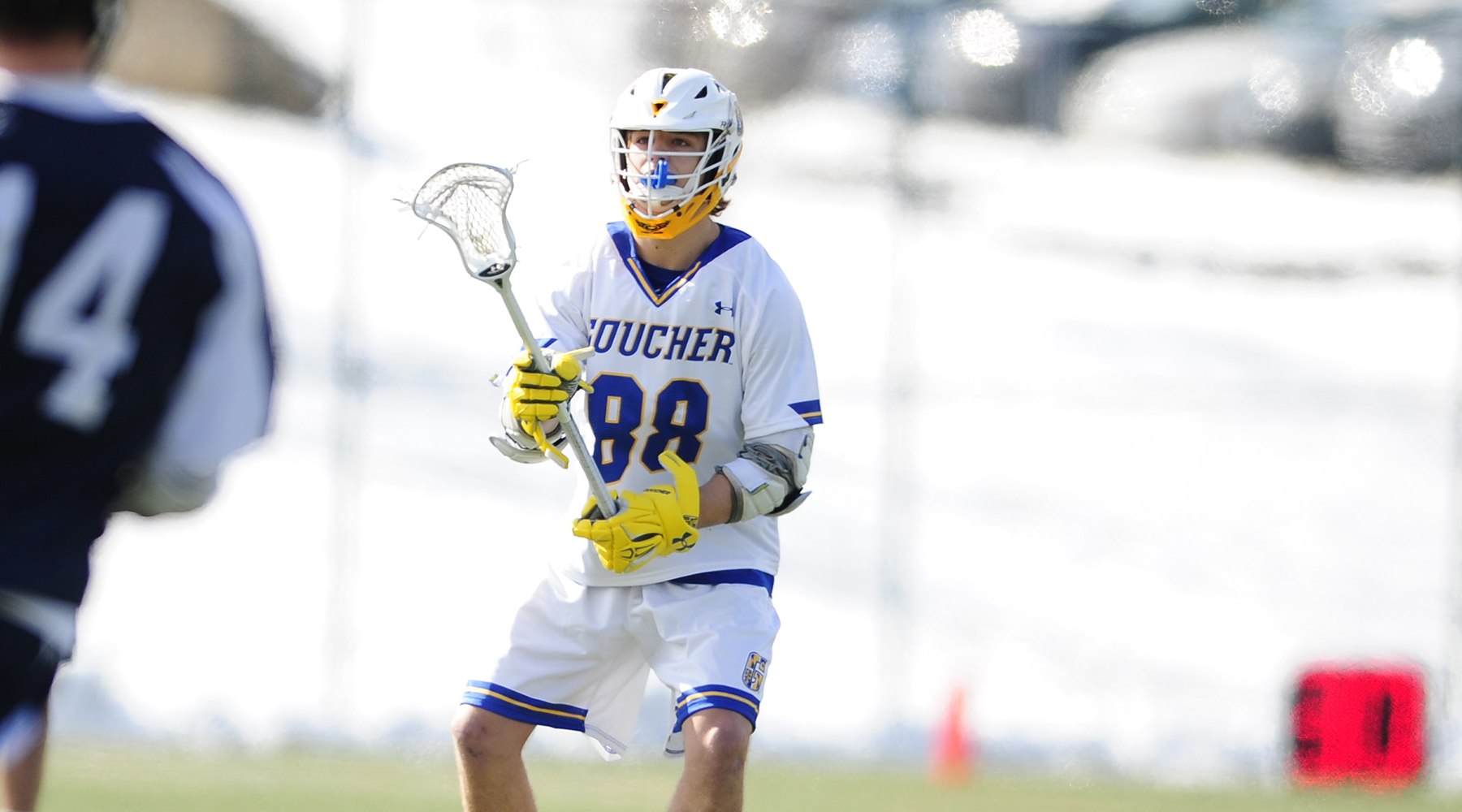 Gorman Nabs Landmark Conference Offensive Athlete of the Week Honors for Men's Lacrosse