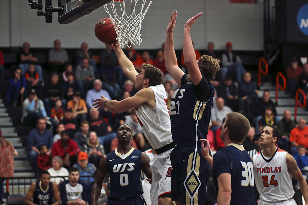 Oilers Ranked 25th in Final NABC Poll