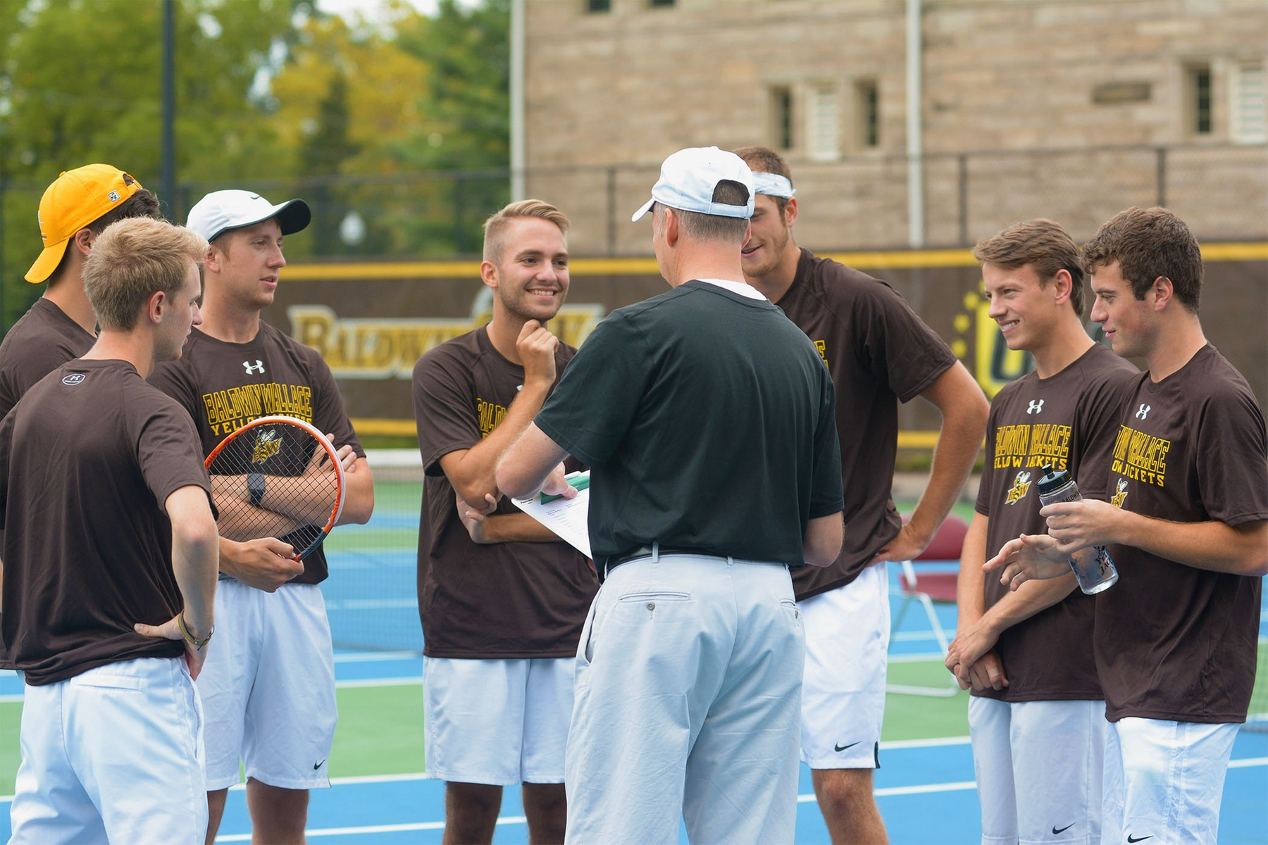Tennis Aims for the Top of OAC With Diverse Group