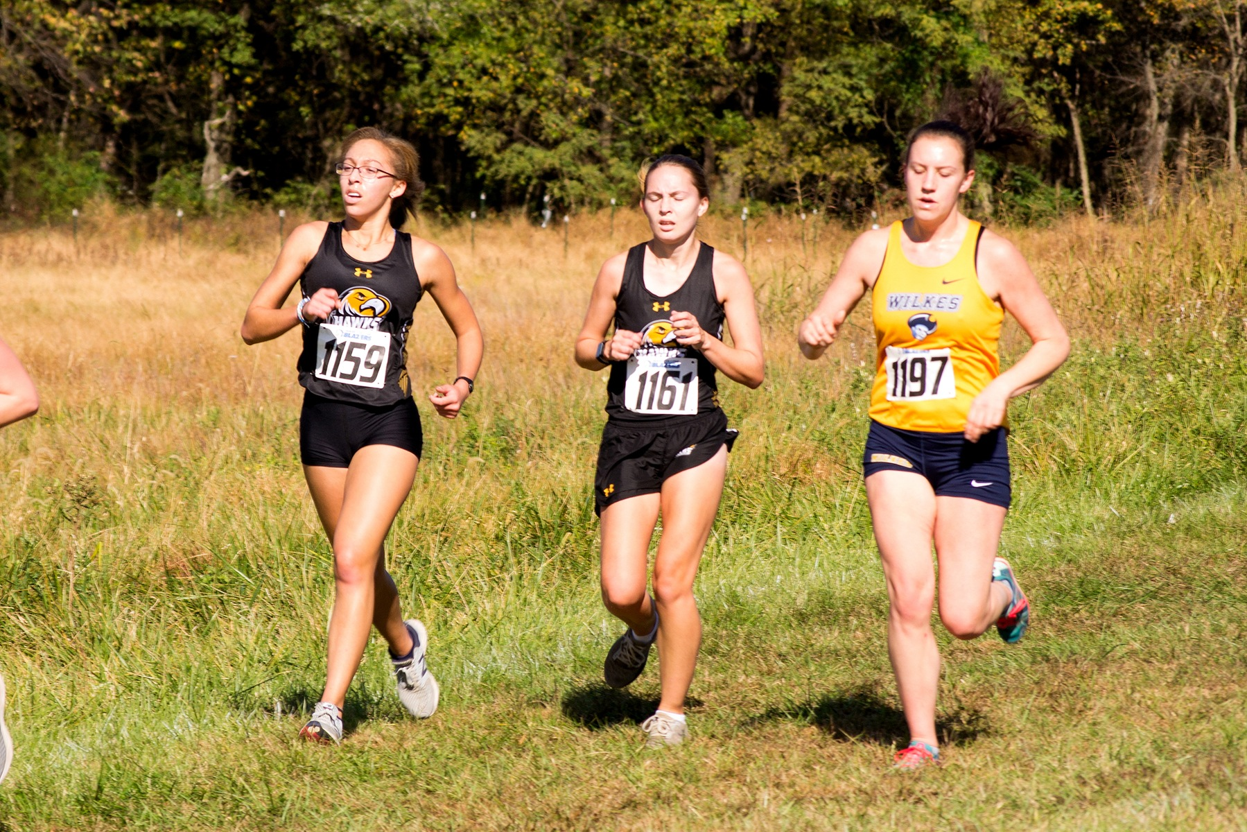 Three Runners Post Season-Bests at Hood College Open