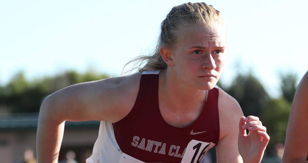 Hannah Covington is one of six women's runners that will compete for the Broncos Friday at the Oregon State High Performance Meet.