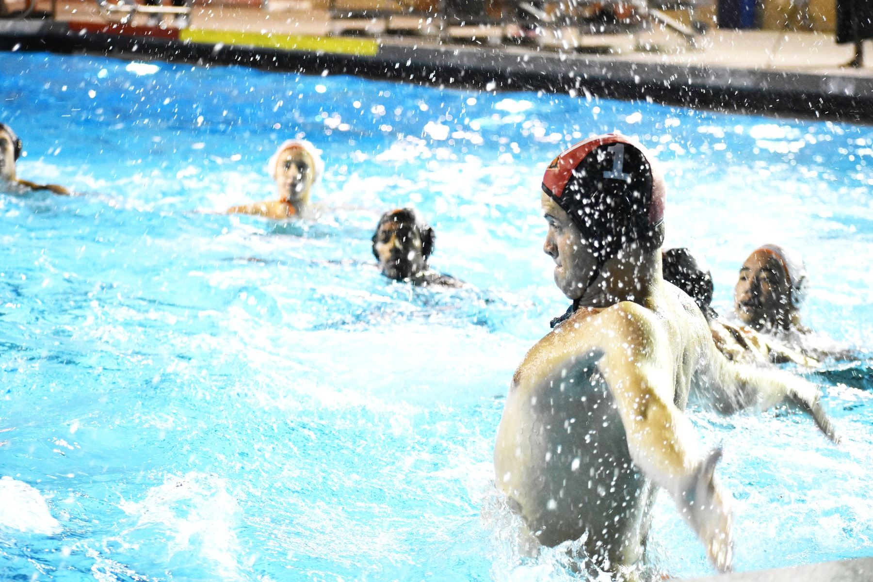 Men's Polo Takes Oxy Rematch at Gary Troyer