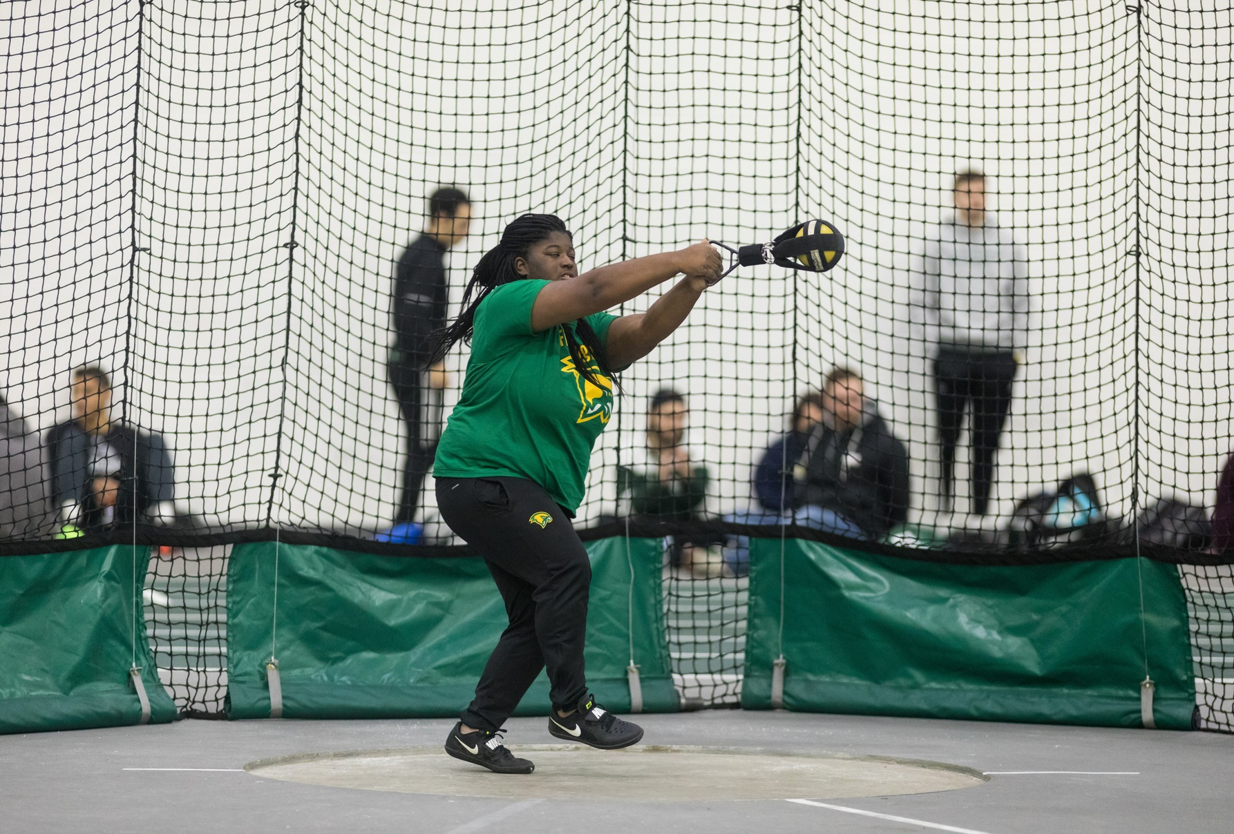 Falcons Compete At David Henry Valentine Invite