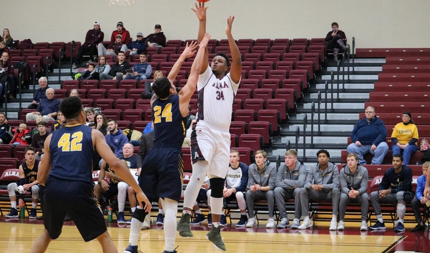 Men's Basketball Falls to North Central